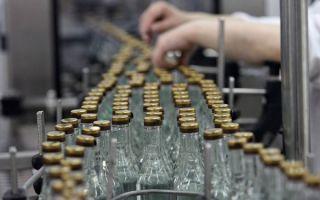 В Свердловской области приостановлено производство алкоголя