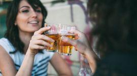 Влияние алкоголя на мозговую активность женщин и мужчин