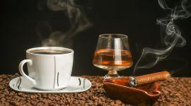 Кофе с коньяком: польза и вред, как правильно пить