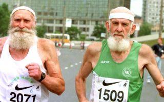 Минздрав рассказал о привычках долгожителей