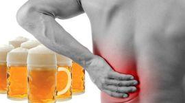 Что делать если болят почки: влияние алкоголя на почки