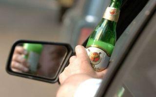 Безалкогольное пиво за рулем: можно ли пить и сколько