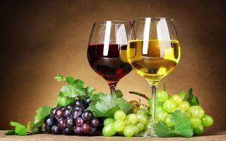 Вино повышает или понижает давление