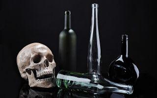 Нужны ли устрашающие этикетки на бутылках с алкоголем