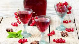 Домашнее вино из красной смородины: как сделать