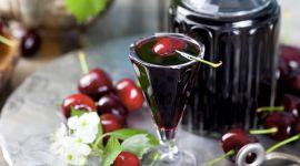 Наливка вишневая в домашних условиях: как сделать
