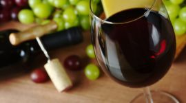 Бокал вина в день: польза и вред