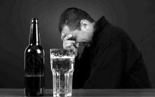 Почему появляется депрессия и тревога после алкоголя