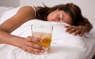 Ученые: «Пить перед сном особенно вредно для здоровья»