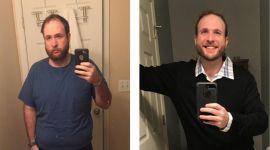Алкоголик с 17-летним стажем начал бороться с зеленым змием и стал звездой интернета