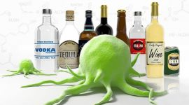 Медики доказали – пьянство вызывает рак