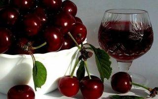 Вишневое вино: как делать, рецепт домашнего вина