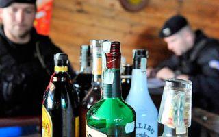 Рейды по выявлению контрафактного алкоголя в Москве