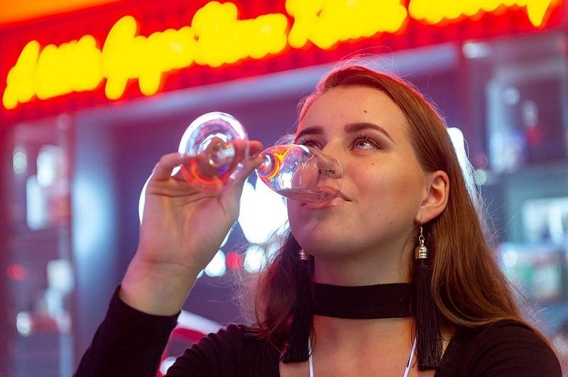 Алкогольный галлюциноз причины