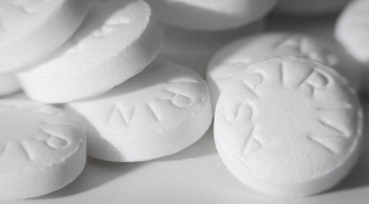 Аспирин состав