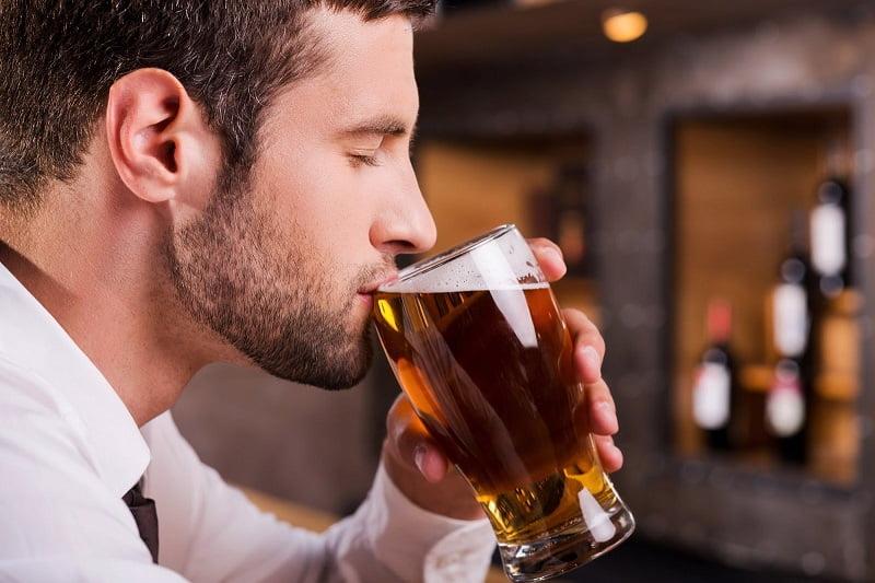 Два литра пива через сколько выветривается