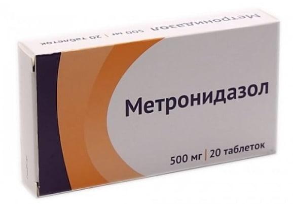 Метронидазол почему нельзя с алкоголем