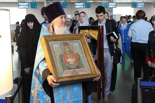 Молитва к иконе Неупиваемая чаша