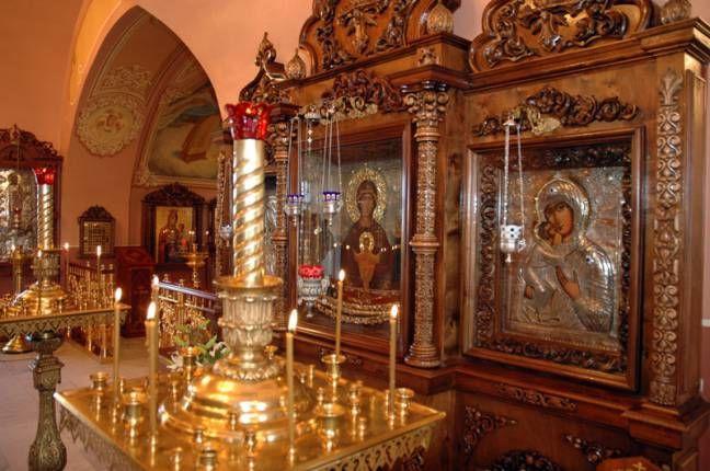 Молитва Неупиваемая чаша в Серпухове