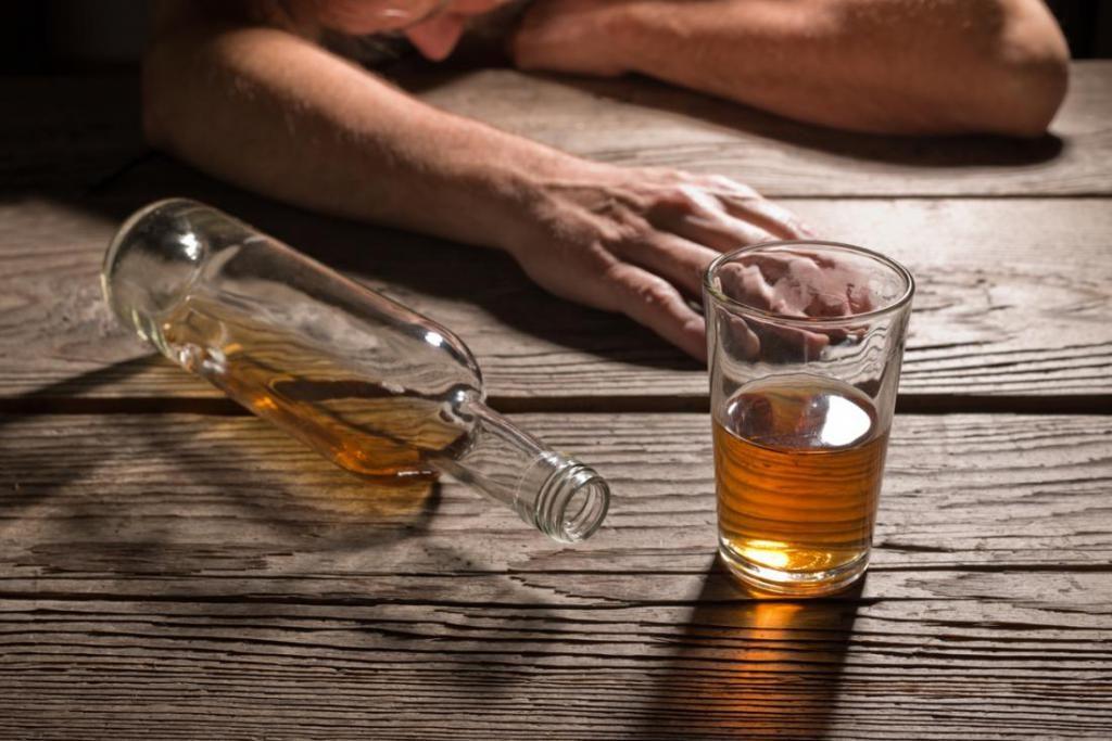 Народные средства, вызывающие отвращение к алкоголю