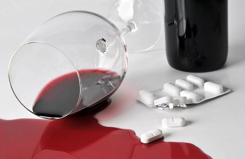 Снотворное и алкоголь, смертельная доза