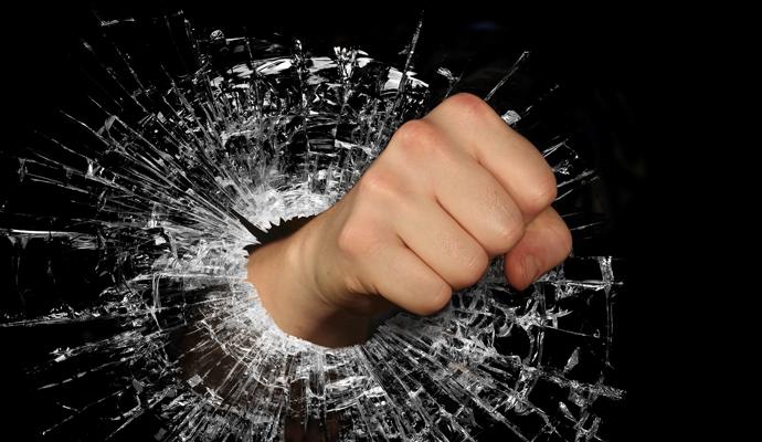 Агрессия - последствие злоупотреблением алкоголем