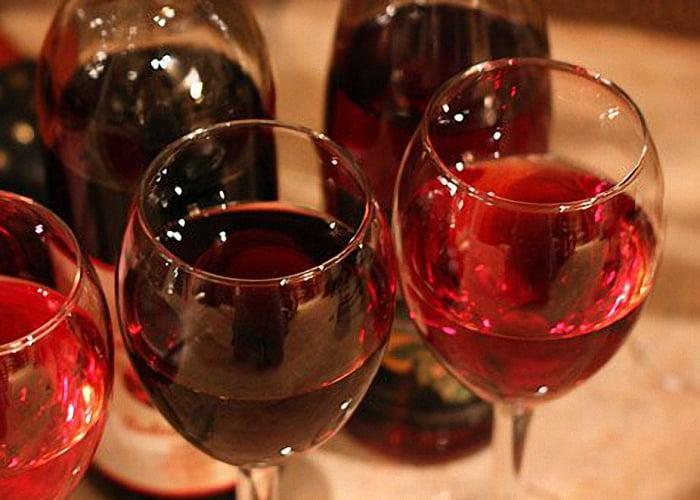 Сухое малиновое вино рецепт