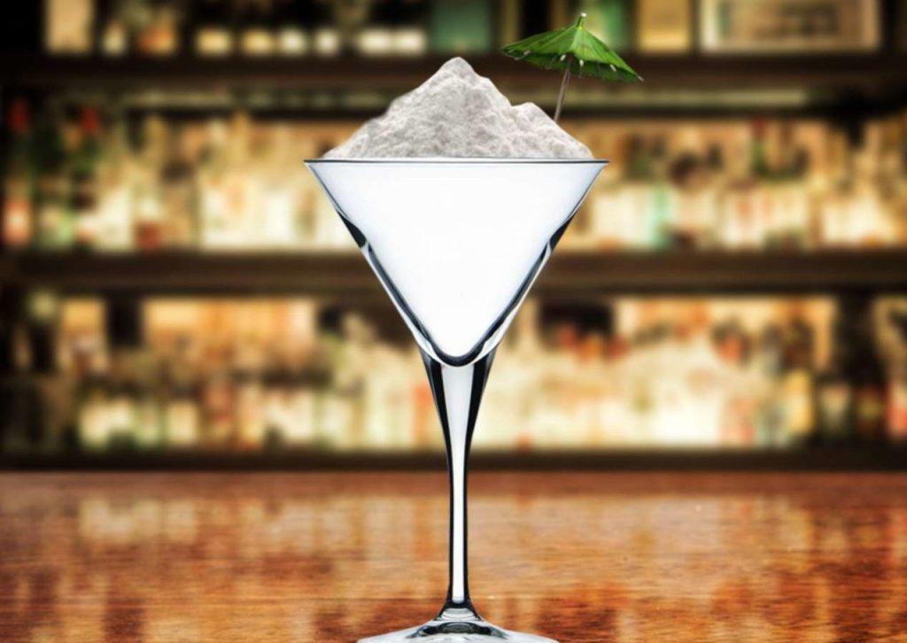Госдума запретила продажу порошкового алкоголя