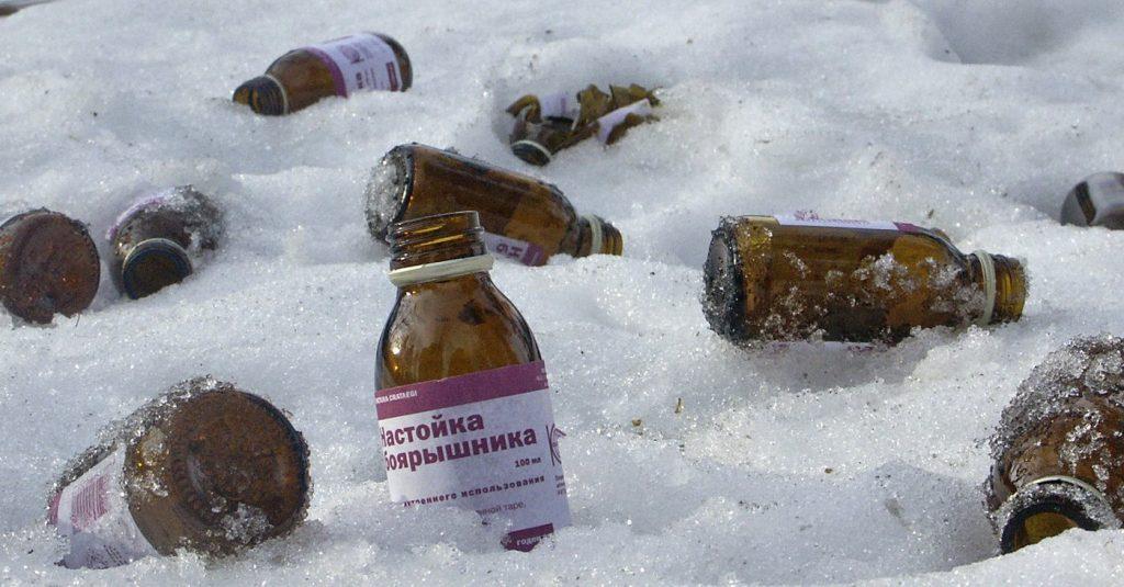 Непищевая спиртосодержащая продукция будет стоить дороже алкоголя