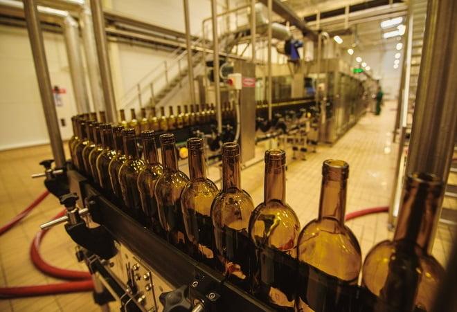 Процесс производства вина в России