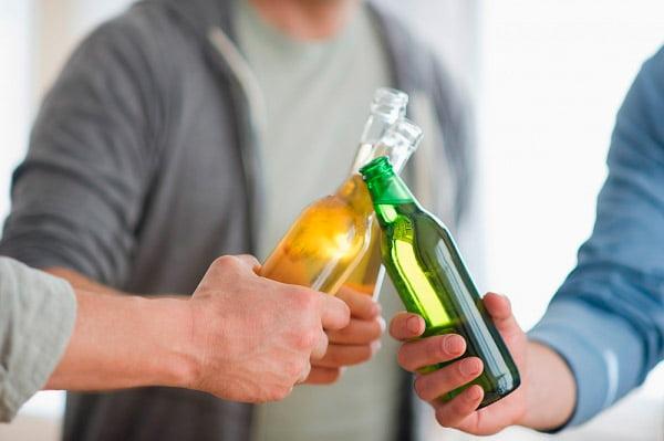Алкоголь и подагра