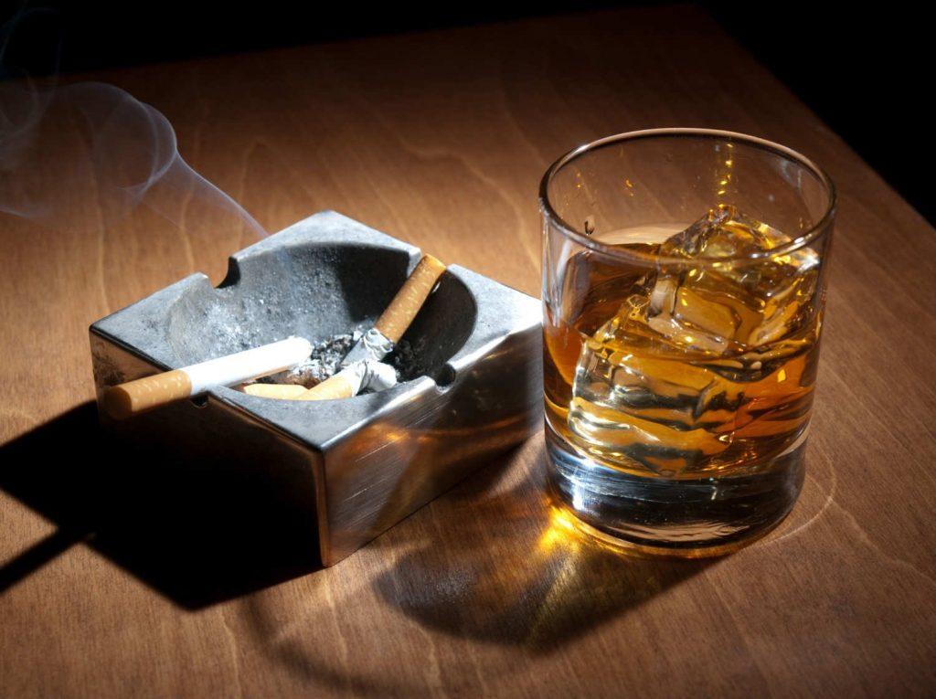Алкоголь и табак вреднее тяжелых наркотиков