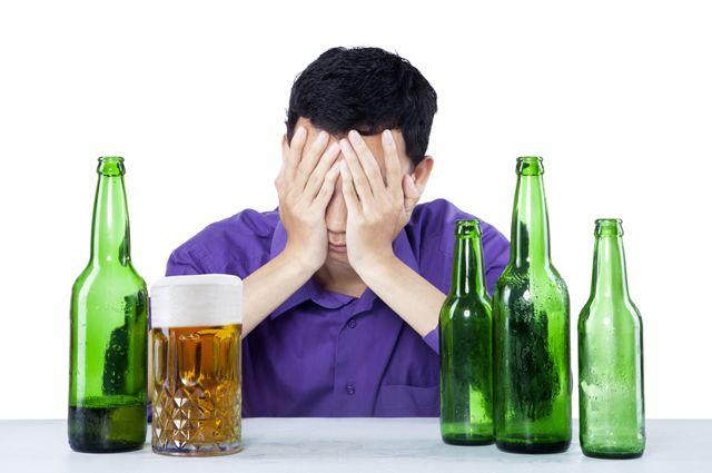 Начальная втрая стадия алкоголизма