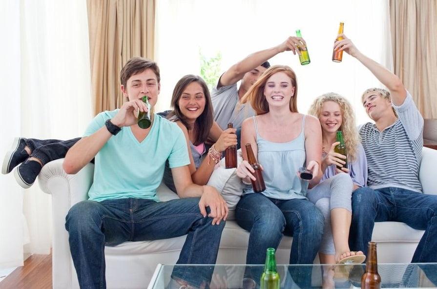 Признаки второй стадии алкоголизма
