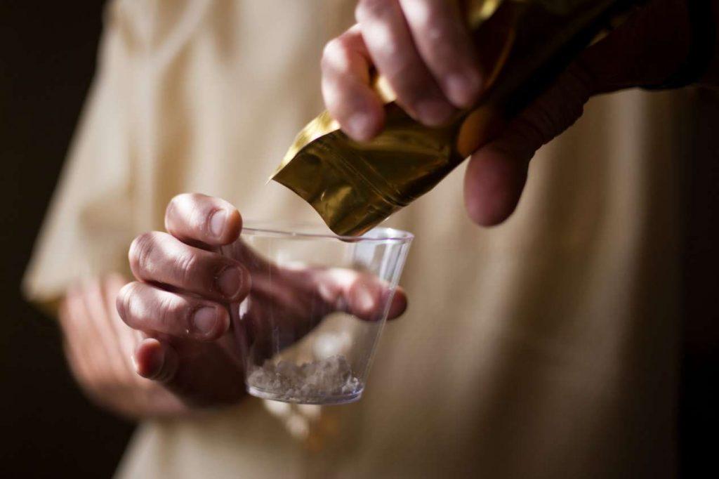 Сухой алкоголь в России