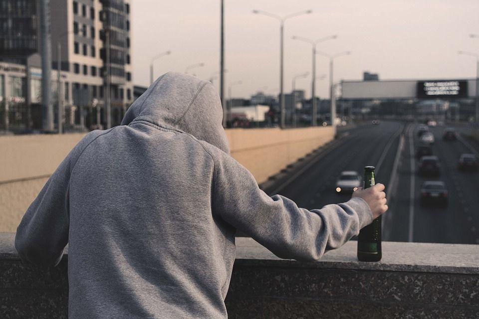 Третья степень алкоголизма