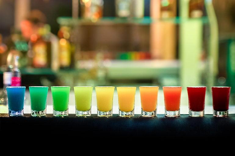 Ученые предлагают пересмотреть стандартные порции алкогольных напитков