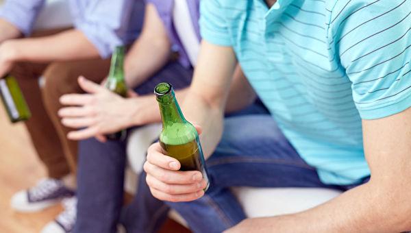 Алкоголь и менталитет