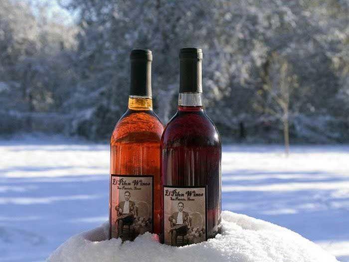 Алкоголь зимой