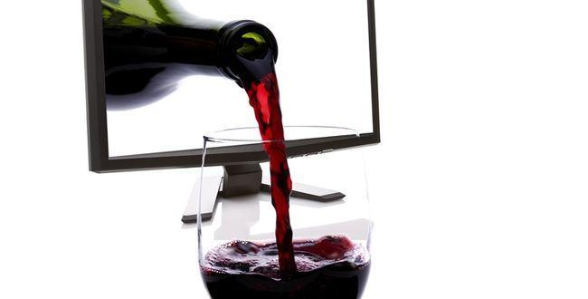 Алкоголь через интернет