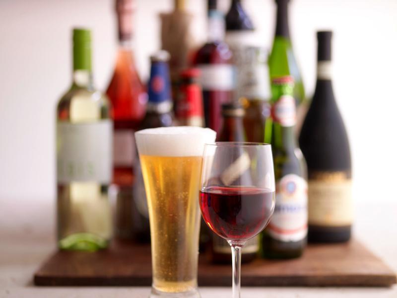 Последовательность алкоголя