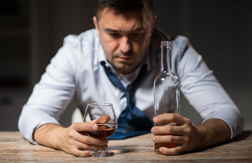 Синдром сбитого летчика и алкоголизм