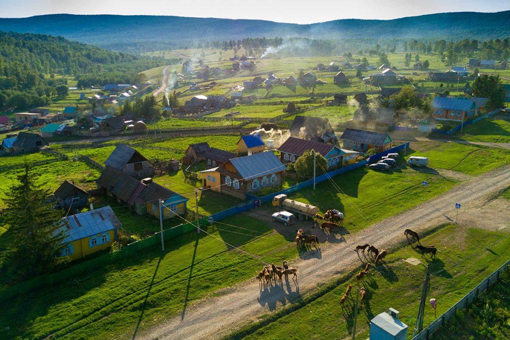 Жители башкирского села отказались от алкоголя