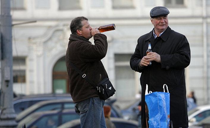 Большая часть россиян осуждает алкоголиков фото